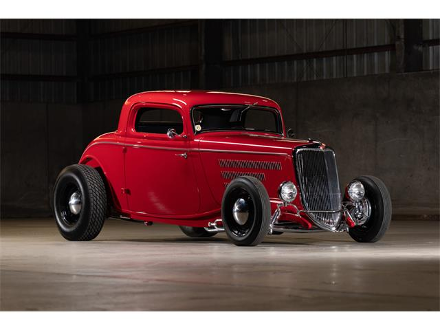 1934 Ford Custom (CC-1304332) for sale in Scottsdale, Arizona