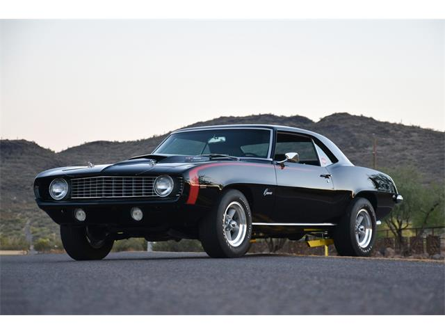 1969 Chevrolet Camaro (CC-1304338) for sale in Scottsdale, Arizona