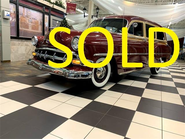 1954 Chevrolet Woody Wagon (CC-1304346) for sale in Annandale, Minnesota