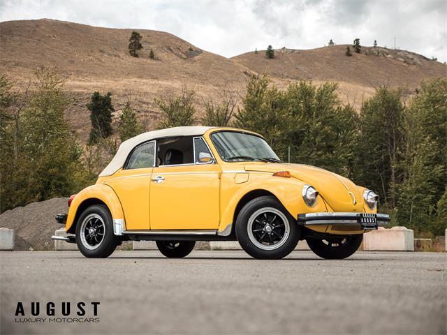 1974 Volkswagen Beetle (CC-1304347) for sale in Kelowna, British Columbia