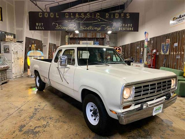 1973 Dodge D250 (CC-1304354) for sale in Redmond, Oregon