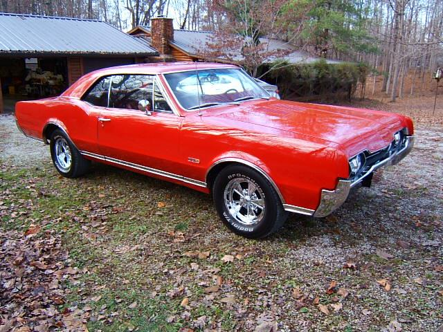 1967 Oldsmobile 442 (CC-1300436) for sale in Palmyra, Indiana