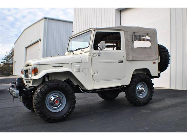 1980 Toyota Land Cruiser FJ (CC-1304386) for sale in Charlotte, North Carolina
