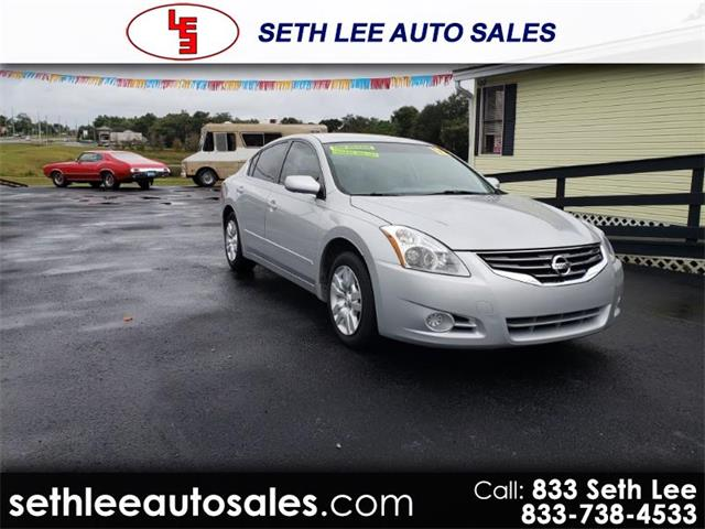 2012 Nissan Altima (CC-1304387) for sale in Tavares, Florida