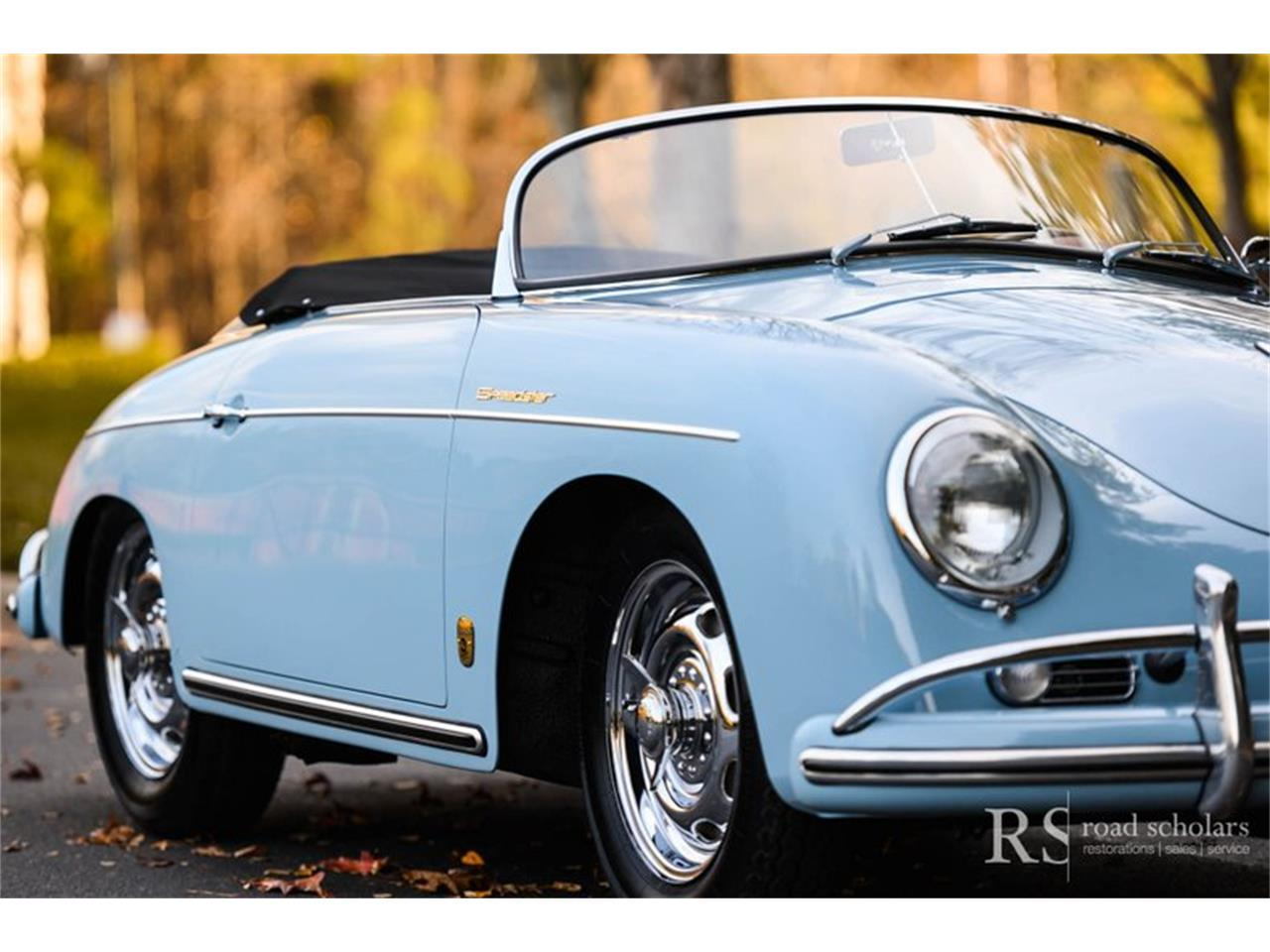 1958 Porsche 356 (CC-1304395) for sale in Raleigh, North Carolina
