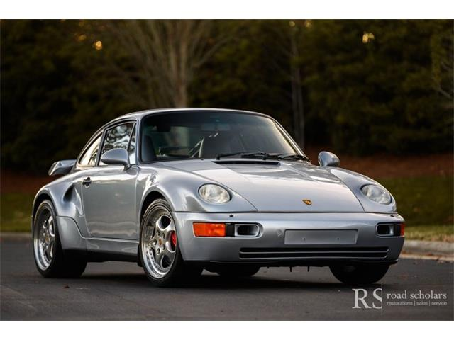 1994 Porsche 911 (CC-1304398) for sale in Raleigh, North Carolina