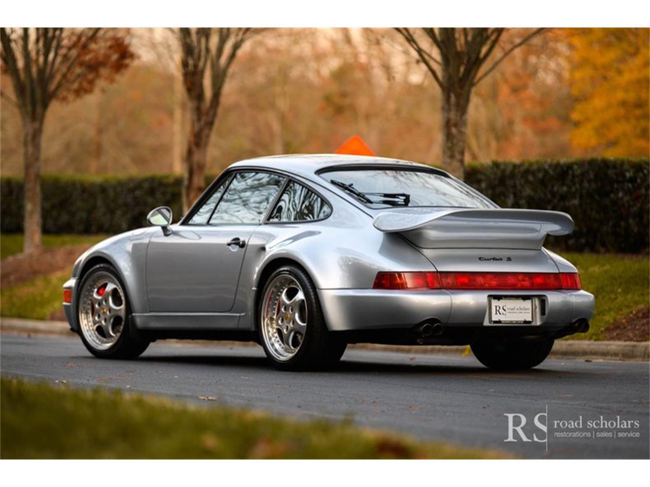 1994 Porsche 911 (CC-1304398) for sale in Raleigh, North Carolina