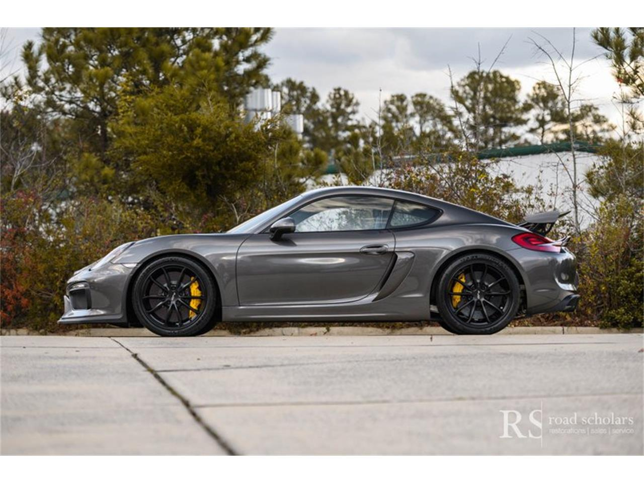 2016 Porsche Cayman (CC-1304409) for sale in Raleigh, North Carolina