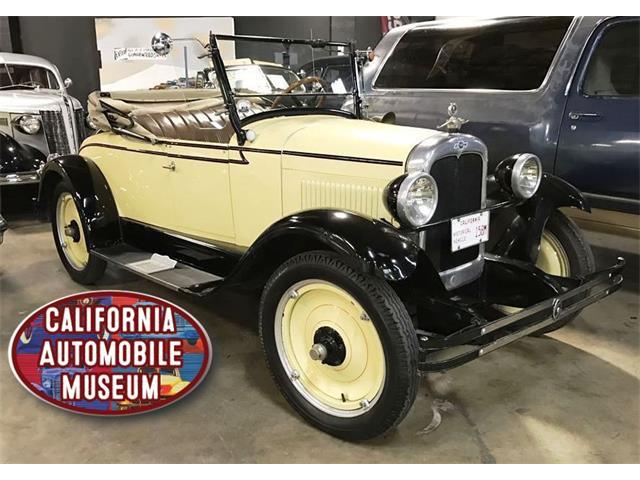 1927 Chevrolet Roadster (CC-1300442) for sale in Sacramento, California