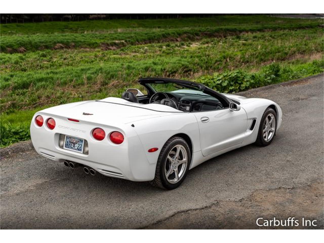 2000 Chevrolet Corvette (CC-1304420) for sale in Concord, California