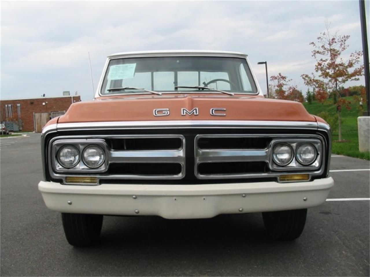 1972 GMC 2500 (CC-1304432) for sale in Harpers Ferry, West Virginia