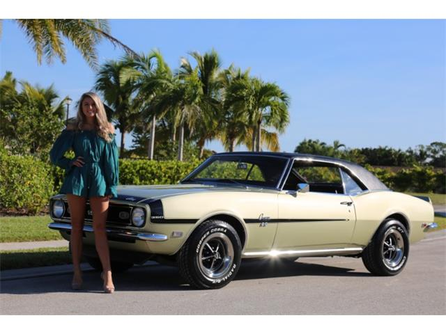 1968 Chevrolet Camaro (CC-1304449) for sale in Fort Myers, Florida