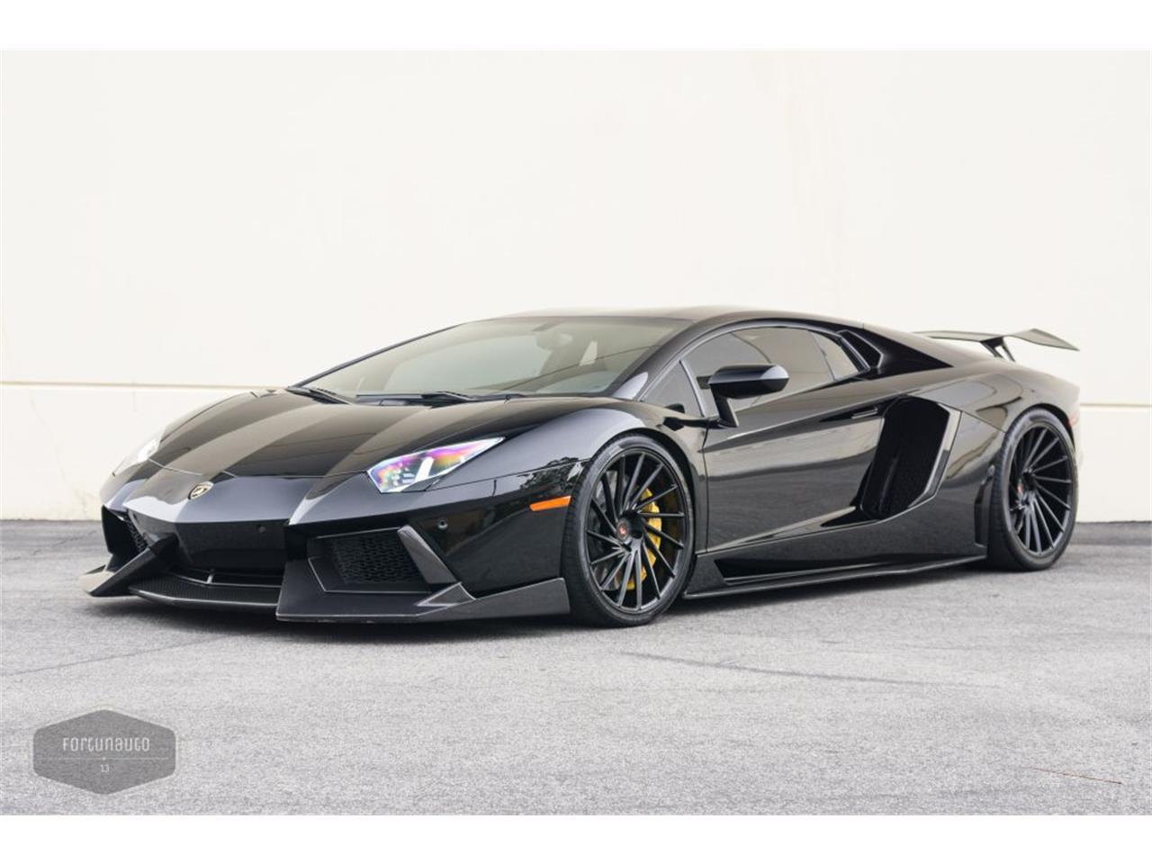 2012 Lamborghini Aventador For Sale Classiccarscom Cc