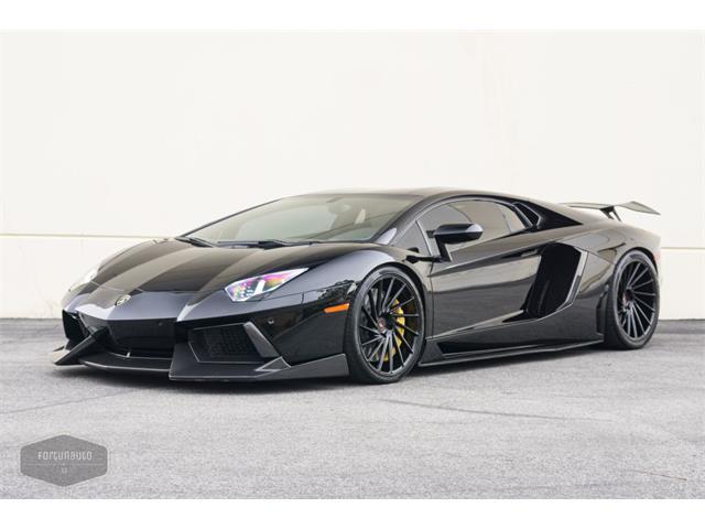 2012 Lamborghini Aventador (CC-1304461) for sale in Temecula, California