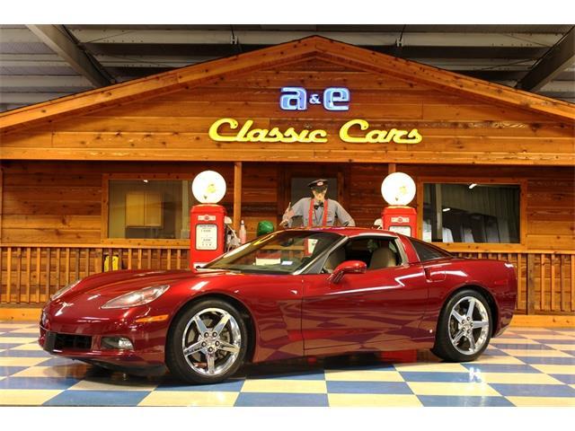2006 Chevrolet Corvette (CC-1304473) for sale in New Braunfels, Texas