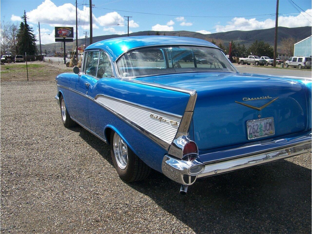 1957 Chevrolet Bel Air (CC-1304482) for sale in Macomb, Michigan