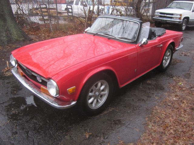 1970 Triumph TR6 (CC-1304484) for sale in Stratford, Connecticut