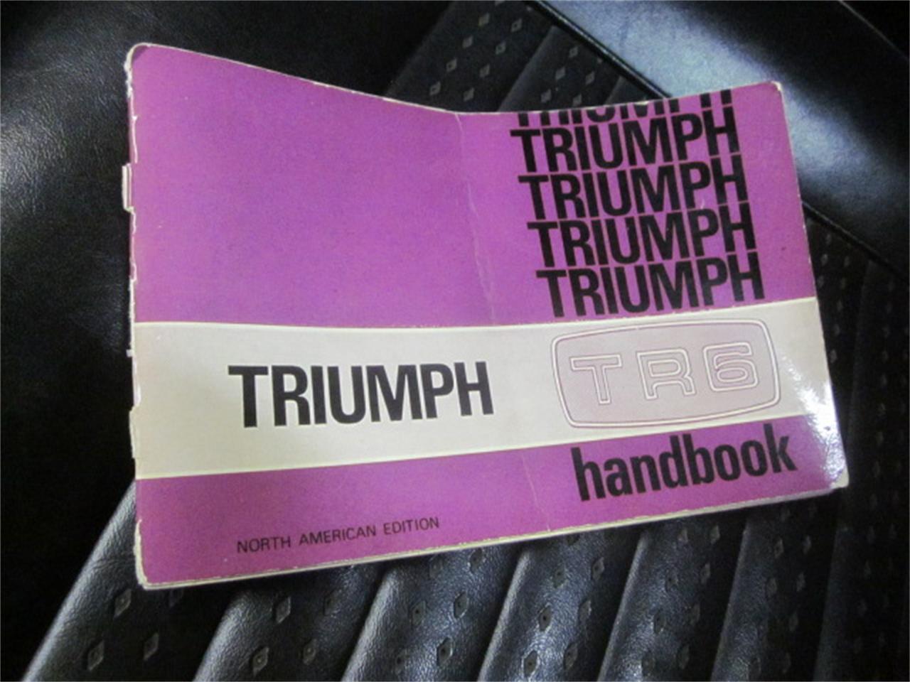 1970 Triumph TR6 (CC-1304484) for sale in Stratford, Connecticut