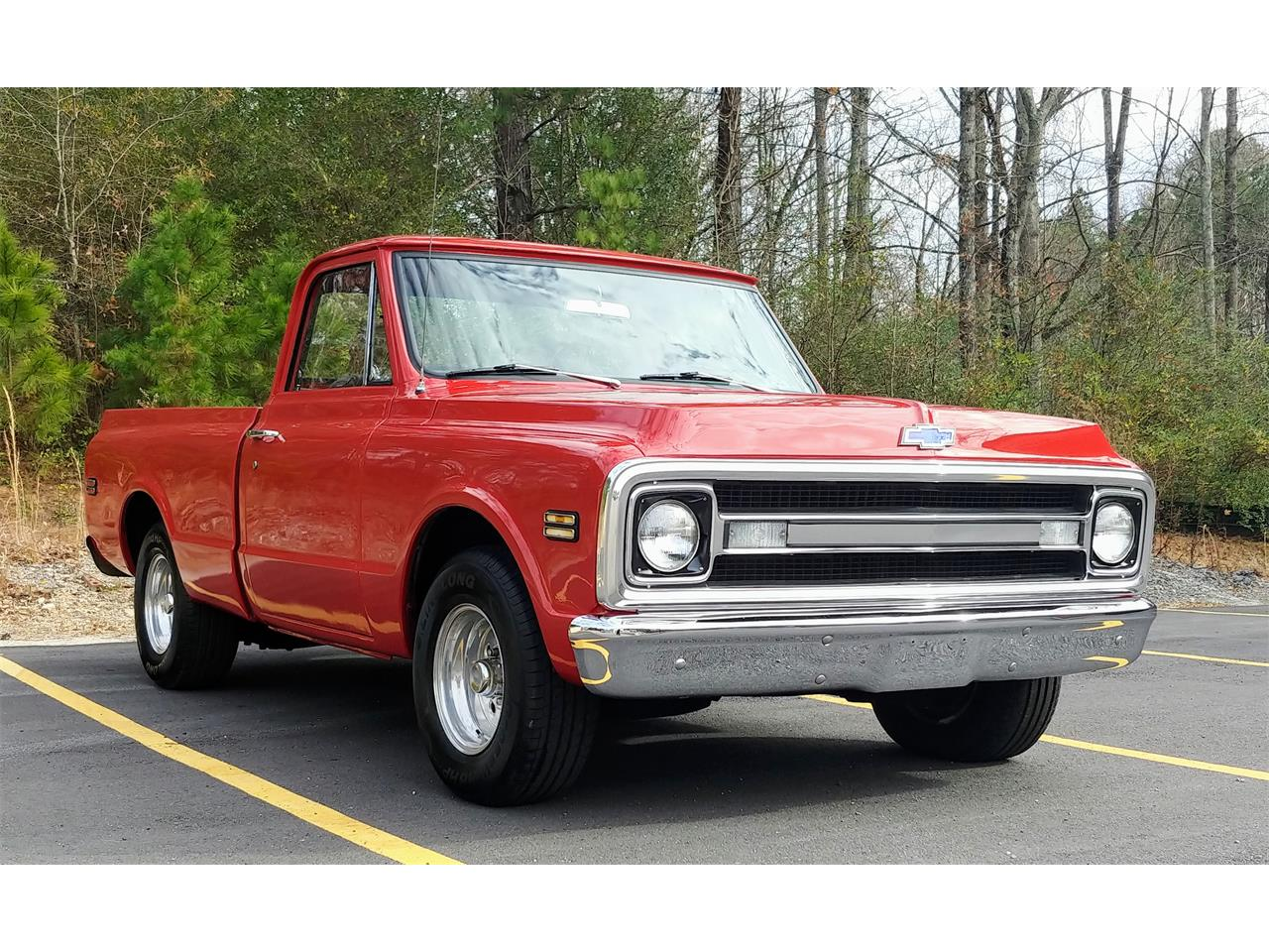 1970 Chevrolet C10 (CC-1304490) for sale in Cumming, Georgia
