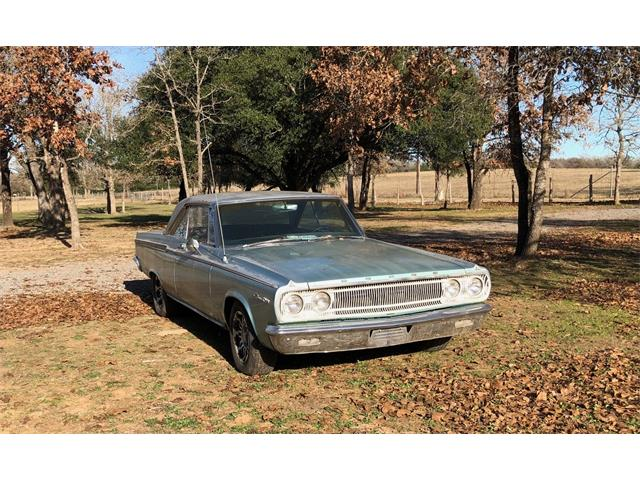 1965 Dodge Coronet 440 (CC-1304501) for sale in Waelder, Texas