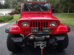 1989 Jeep Wrangler (CC-1304510) for sale in Sarasota, Florida