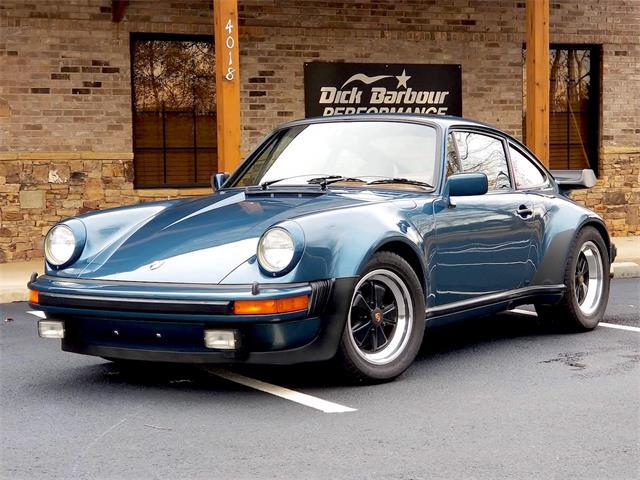 1979 Porsche 911 Carrera Turbo