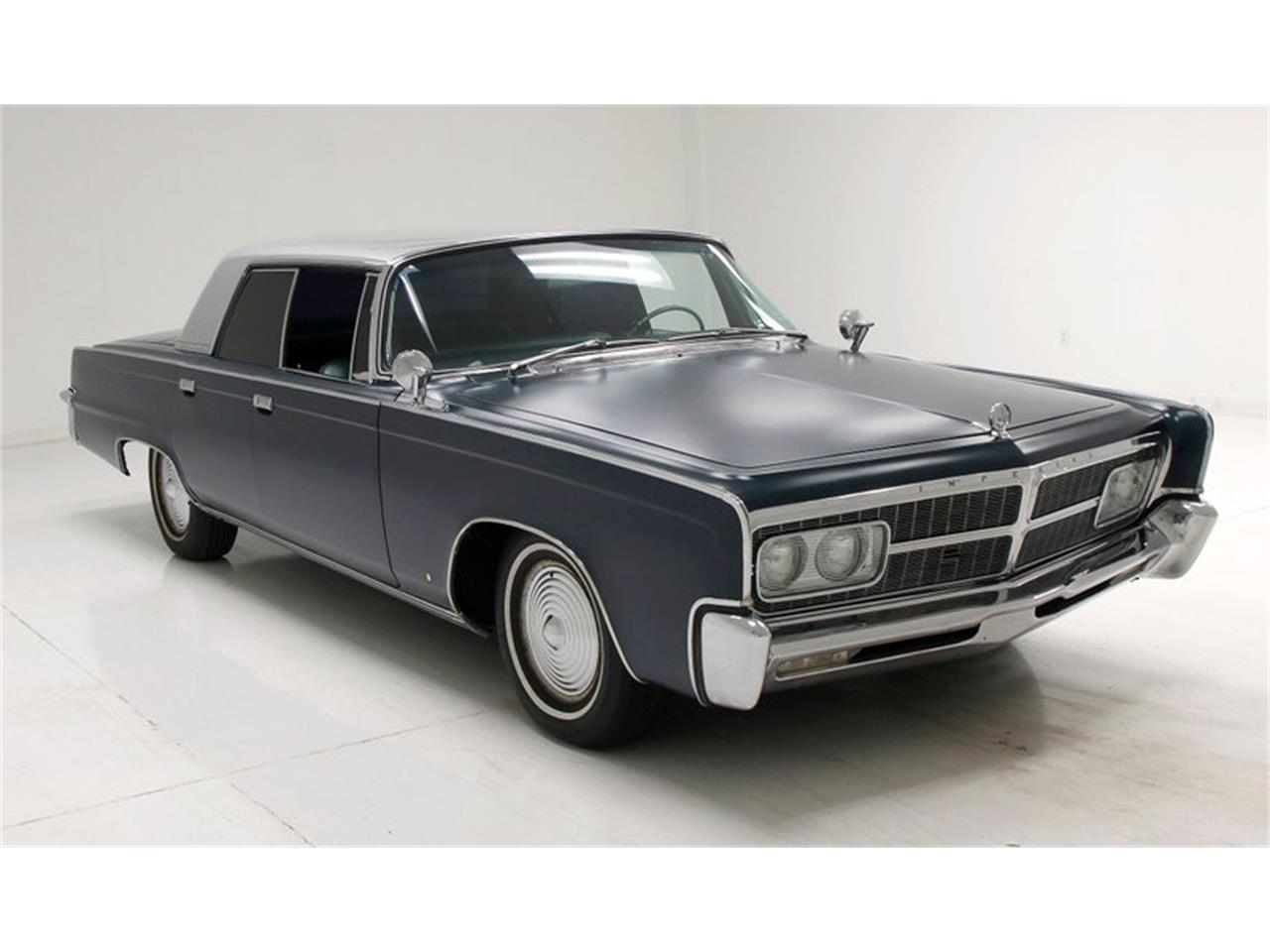 1965 Chrysler Imperial Crown (CC-1304523) for sale in Morgantown, Pennsylvania