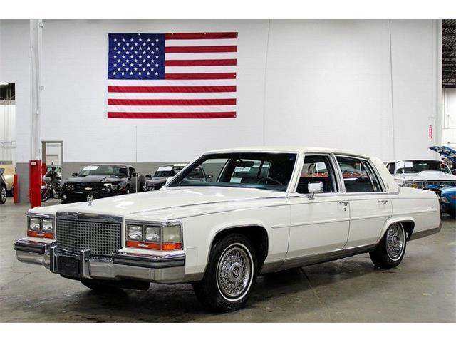 1988 Cadillac Brougham (CC-1304528) for sale in Kentwood, Michigan