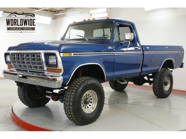 1979 Ford F250 (CC-1304547) for sale in Denver , Colorado