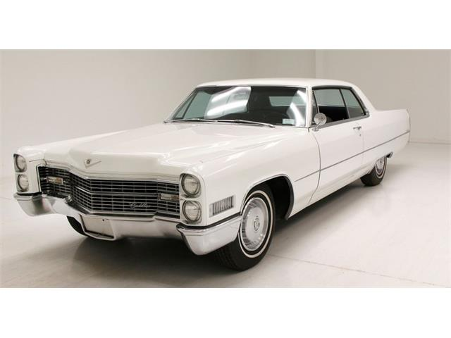 1966 Cadillac Coupe (CC-1300455) for sale in Morgantown, Pennsylvania