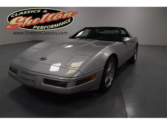 1996 Chevrolet Corvette (CC-1304558) for sale in Mooresville, North Carolina