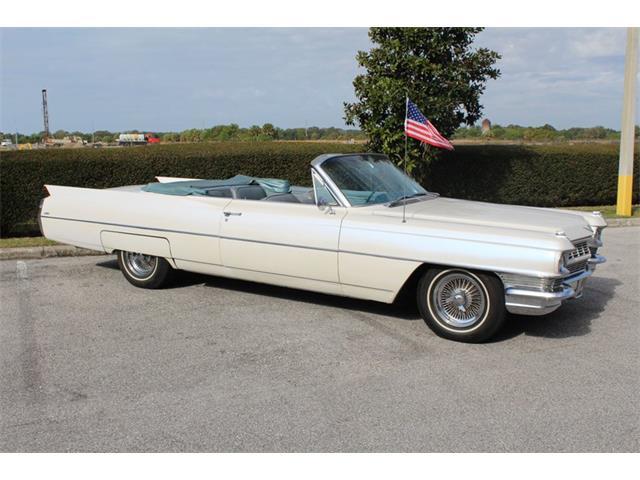 1964 Cadillac DeVille (CC-1304580) for sale in Sarasota, Florida