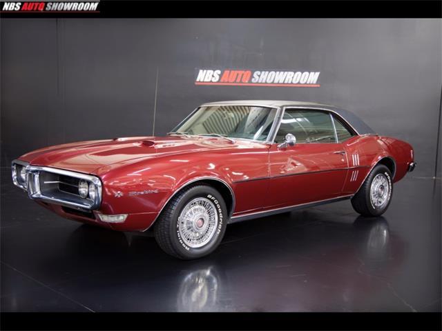 1968 Pontiac Firebird (CC-1304584) for sale in Milpitas, California