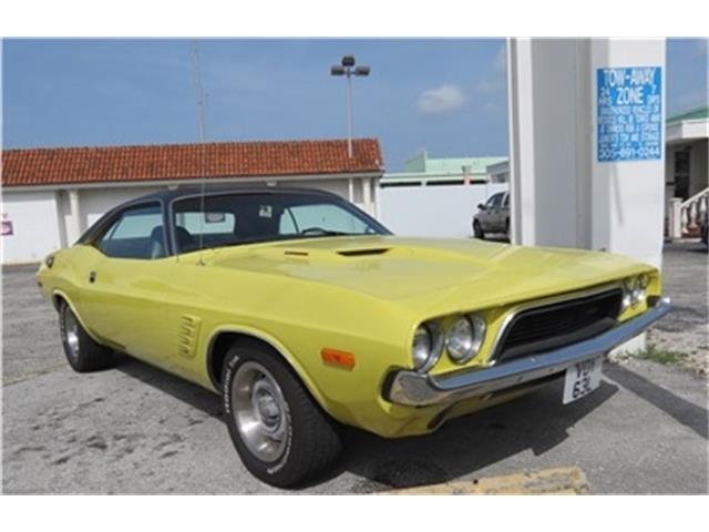 1973 Dodge Challenger (CC-1304592) for sale in Miami, Florida