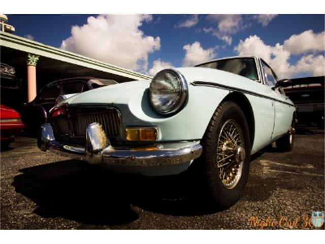 1979 MG MGB GT (CC-1304601) for sale in Miami, Florida