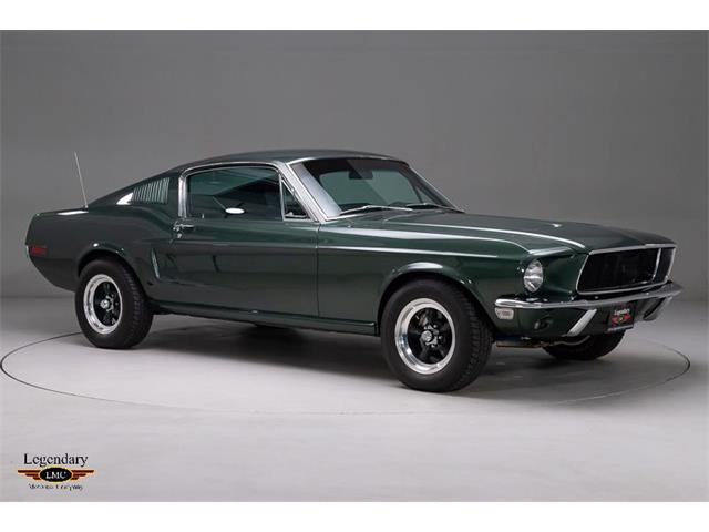 1968 Ford Mustang (CC-1304602) for sale in Halton Hills, Ontario
