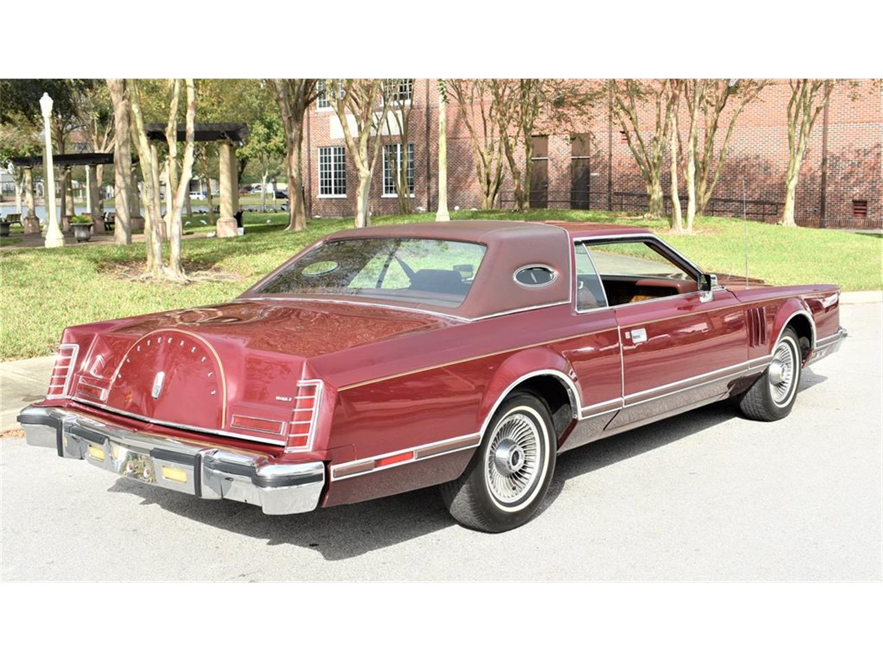 1978 Lincoln Mark V (CC-1304612) for sale in Lakeland, Florida