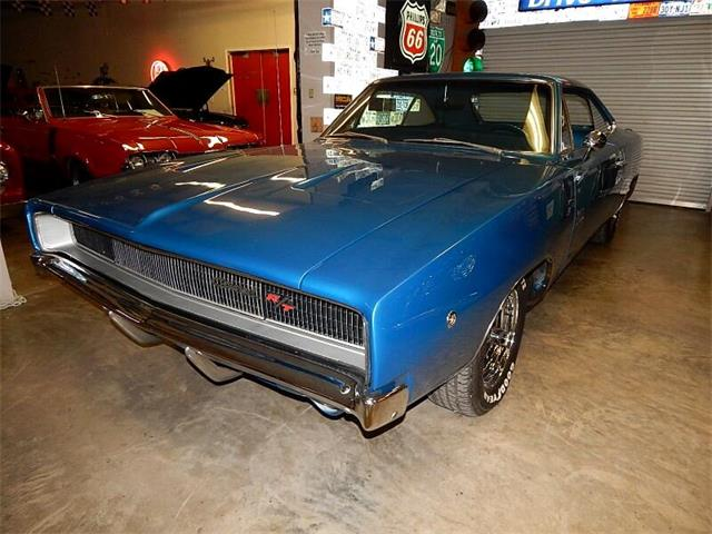 1968 Dodge Charger (CC-1304619) for sale in Wichita Falls, Texas