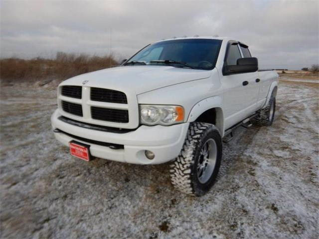 2003 Dodge Ram 3500 (CC-1304624) for sale in Clarence, Iowa