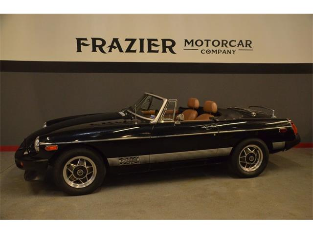 1980 MG MGB (CC-1304627) for sale in Lebanon, Tennessee