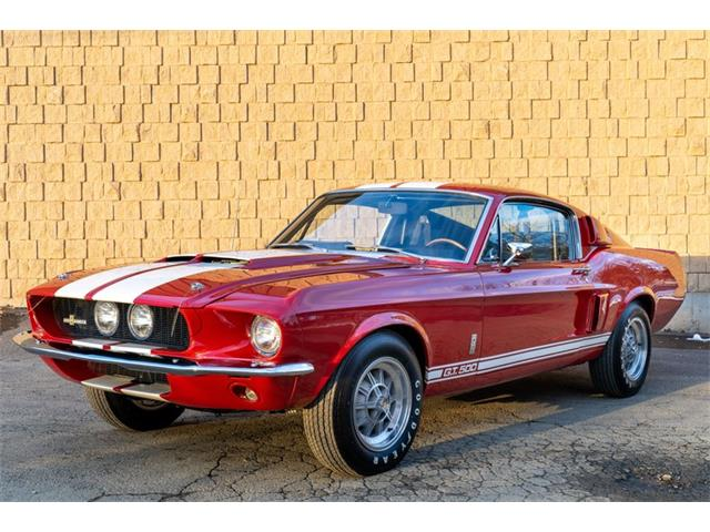 1967 Shelby GT500 for Sale on ClassicCars.com