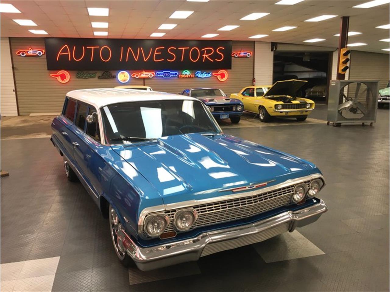 1963 Chevrolet Bel Air (CC-1304638) for sale in Dothan, Alabama