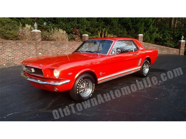 1966 Ford Mustang (CC-1304645) for sale in Huntingtown, Maryland