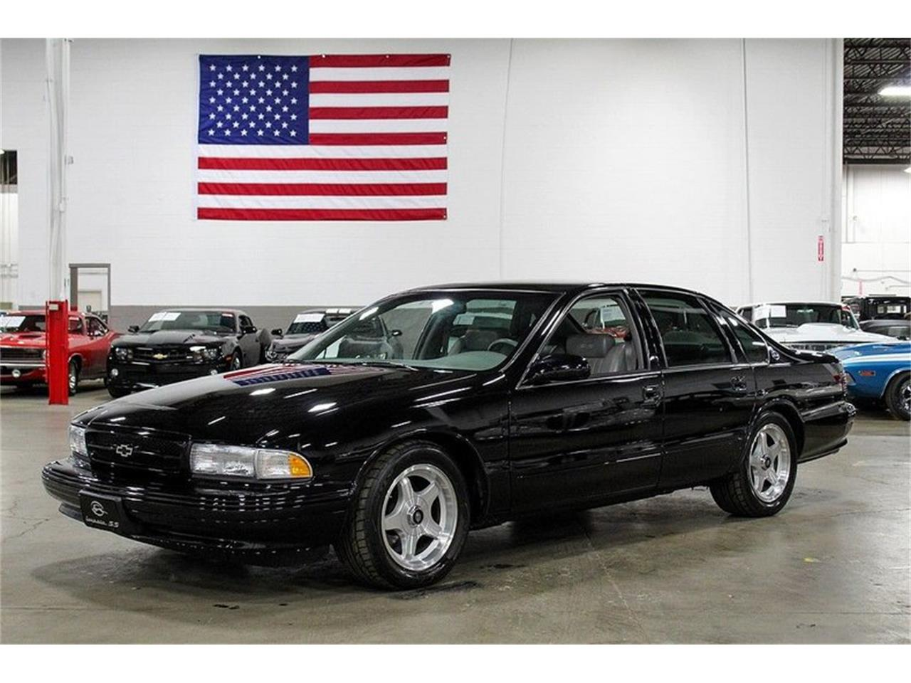 1996 Chevrolet Impala (CC-1300465) for sale in Kentwood, Michigan