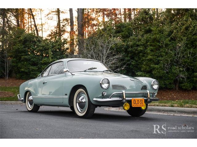 1963 Volkswagen Karmann Ghia (CC-1304651) for sale in Raleigh, North Carolina