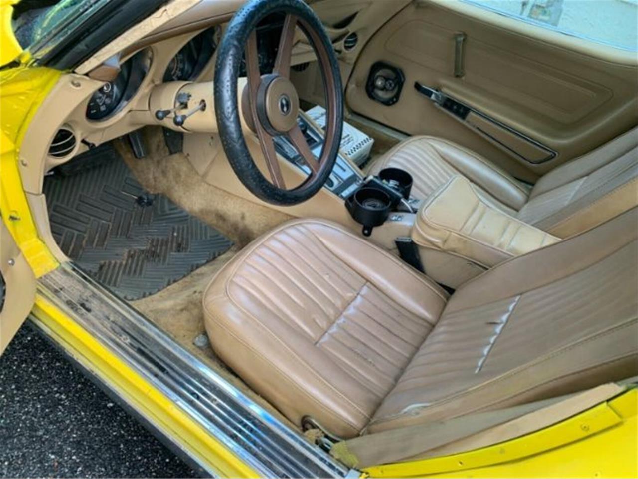 1976 Chevrolet Corvette (CC-1304660) for sale in Cadillac, Michigan
