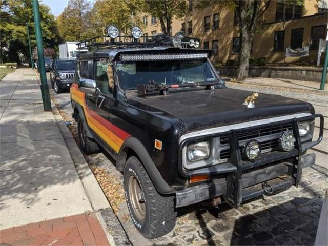 1980 International Scout II (CC-1304664) for sale in Cadillac, Michigan