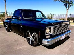 1975 Chevrolet C10 (CC-1304665) for sale in Cadillac, Michigan