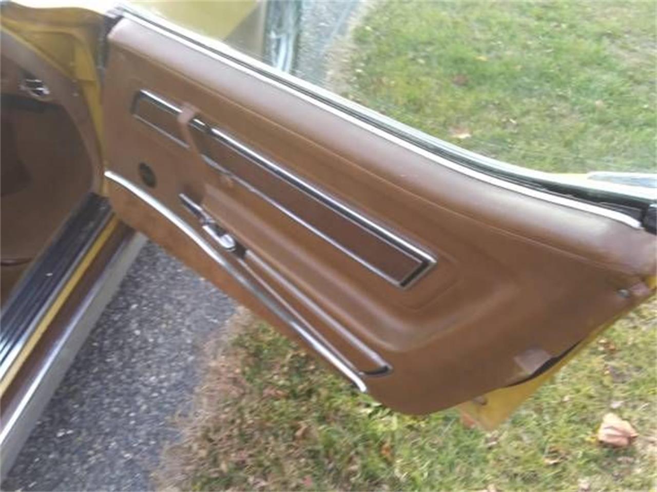 1972 Chevrolet Corvette (CC-1304667) for sale in Cadillac, Michigan