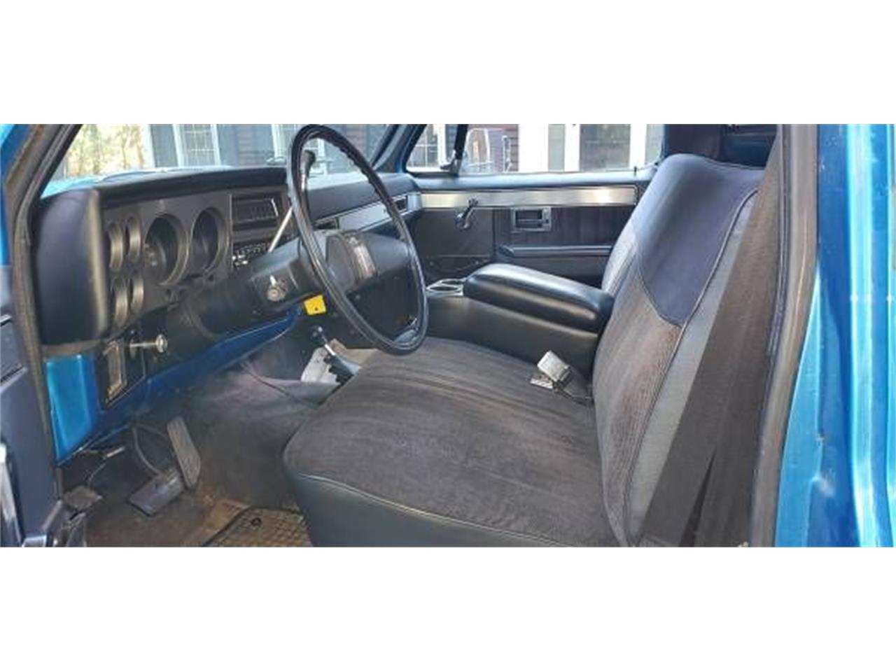 1986 Chevrolet Silverado (CC-1304672) for sale in Cadillac, Michigan